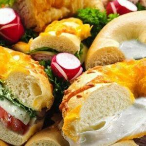 Bagel Platter Cheese
