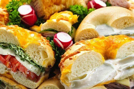 Bagel Platter Cheese