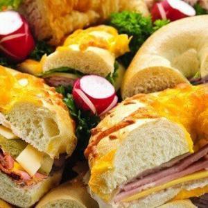 Bagel Platter Meat