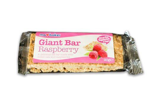 Gaint Bar Raspberry