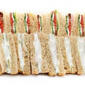 Sandwich platter Cheese