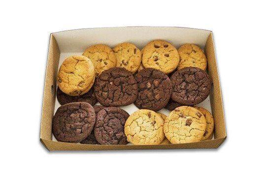 Mix Jumbo Cookies Platter
