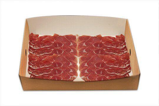 Parma Ham Platter