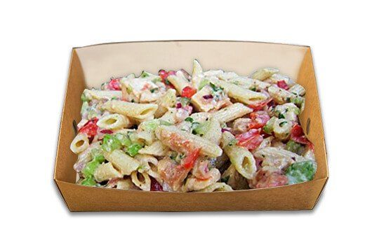 Chicken mayo pasta platter (Sharing)