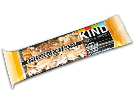 Kind nut bar