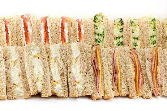 Sandwich platter mixture 2